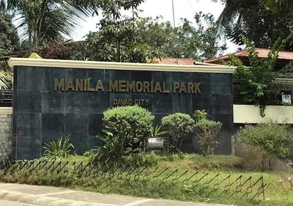 MANILA MEMORIAL PARK DAVAO